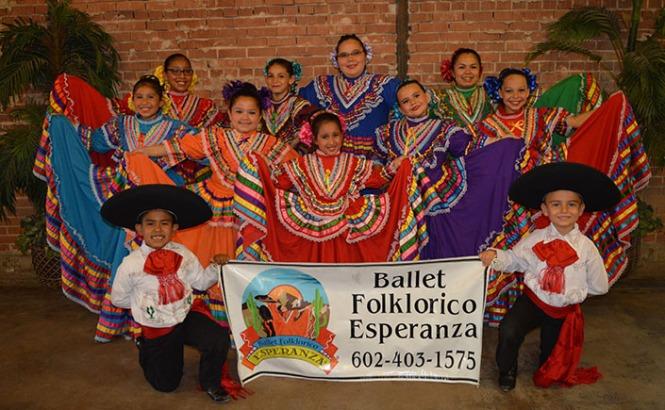 ballet folklorico esperanza #1